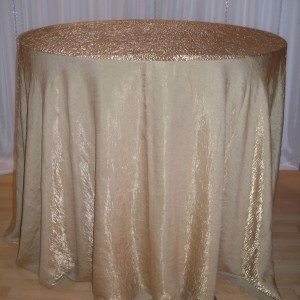 Crinkle Gold Foil