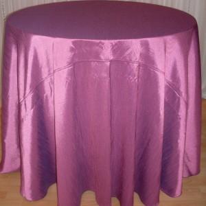 Faux Silk Mauve