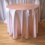 Pink Petal Satin