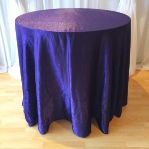 Purple Crinkle