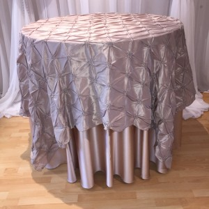 Taupe Gathered