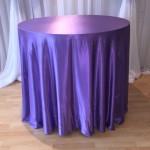 Satin Purple