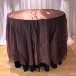 Organza Brown