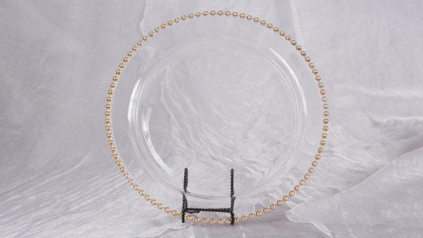Accessories-ChargerPlates-GoldBeaded-1