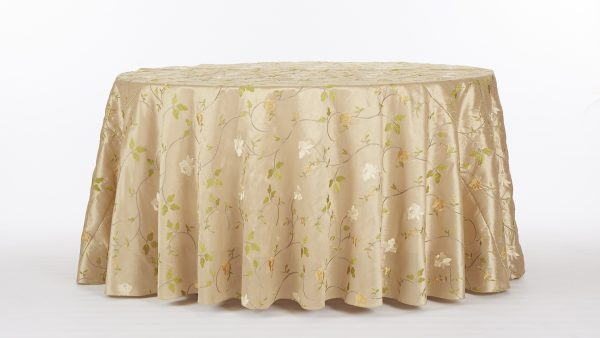 Linens-BrownsAndGolds-GoldenRose-1