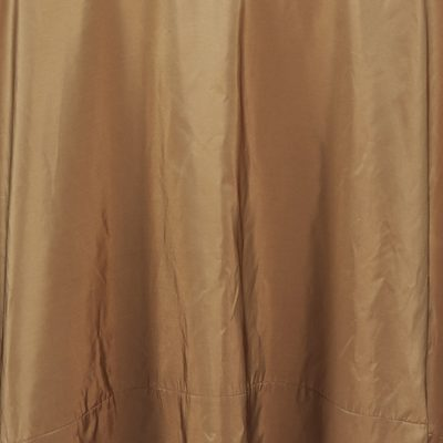 Linens-BrownsAndGolds-HoneyGoldTaffeta-2