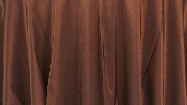 Linens-BrownsAndGolds-ChocolateTaffeta-2