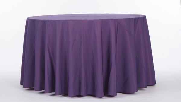 Linens-PurpleFauxSilk-1