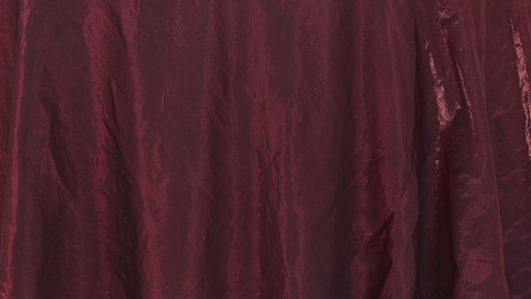 Linens-RedsAndPinks-BurgundyCrinkle-2