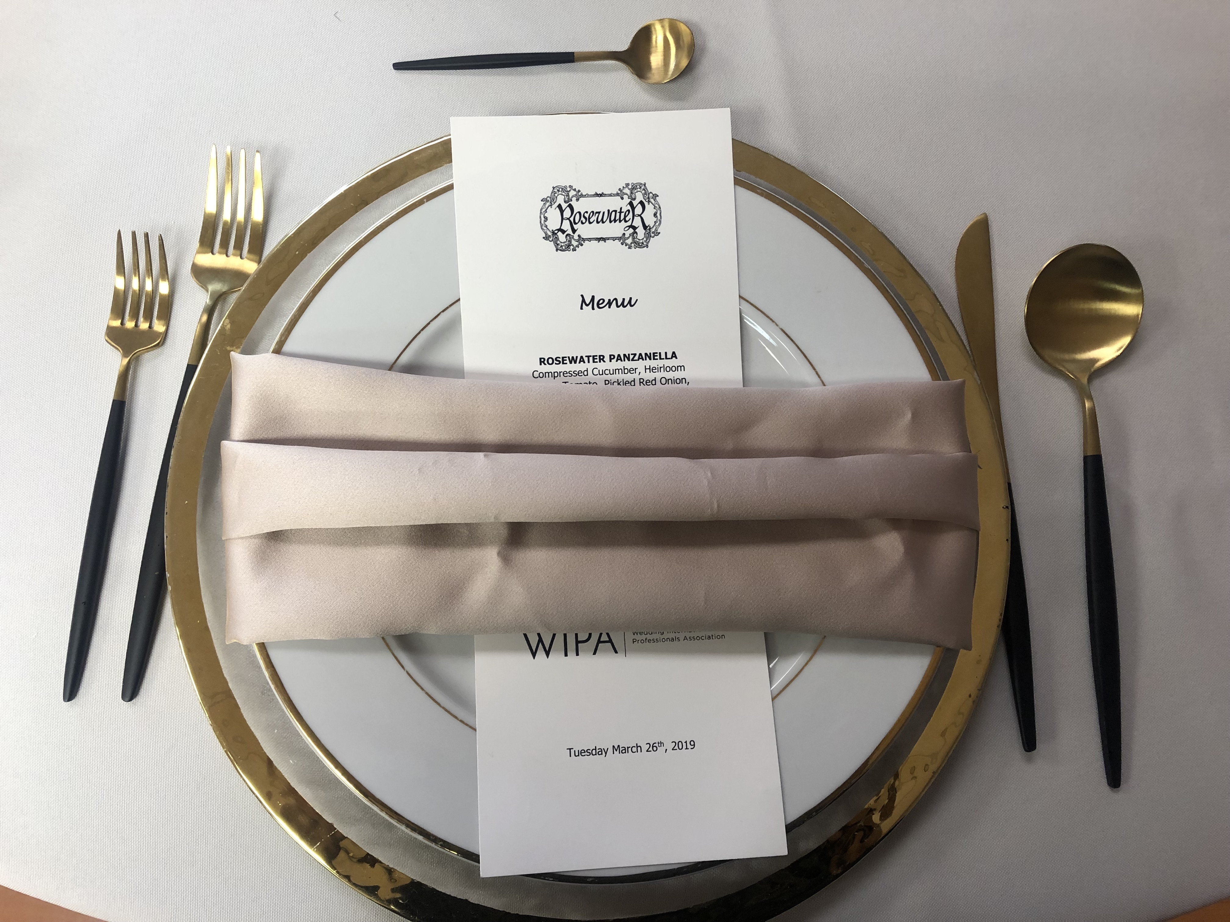 All About The Napkins Chair Decor